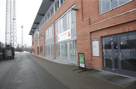 Naprapat Drammen Fasade