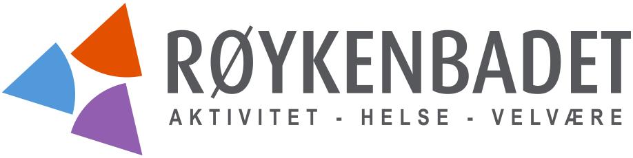 Røykenbadet logo