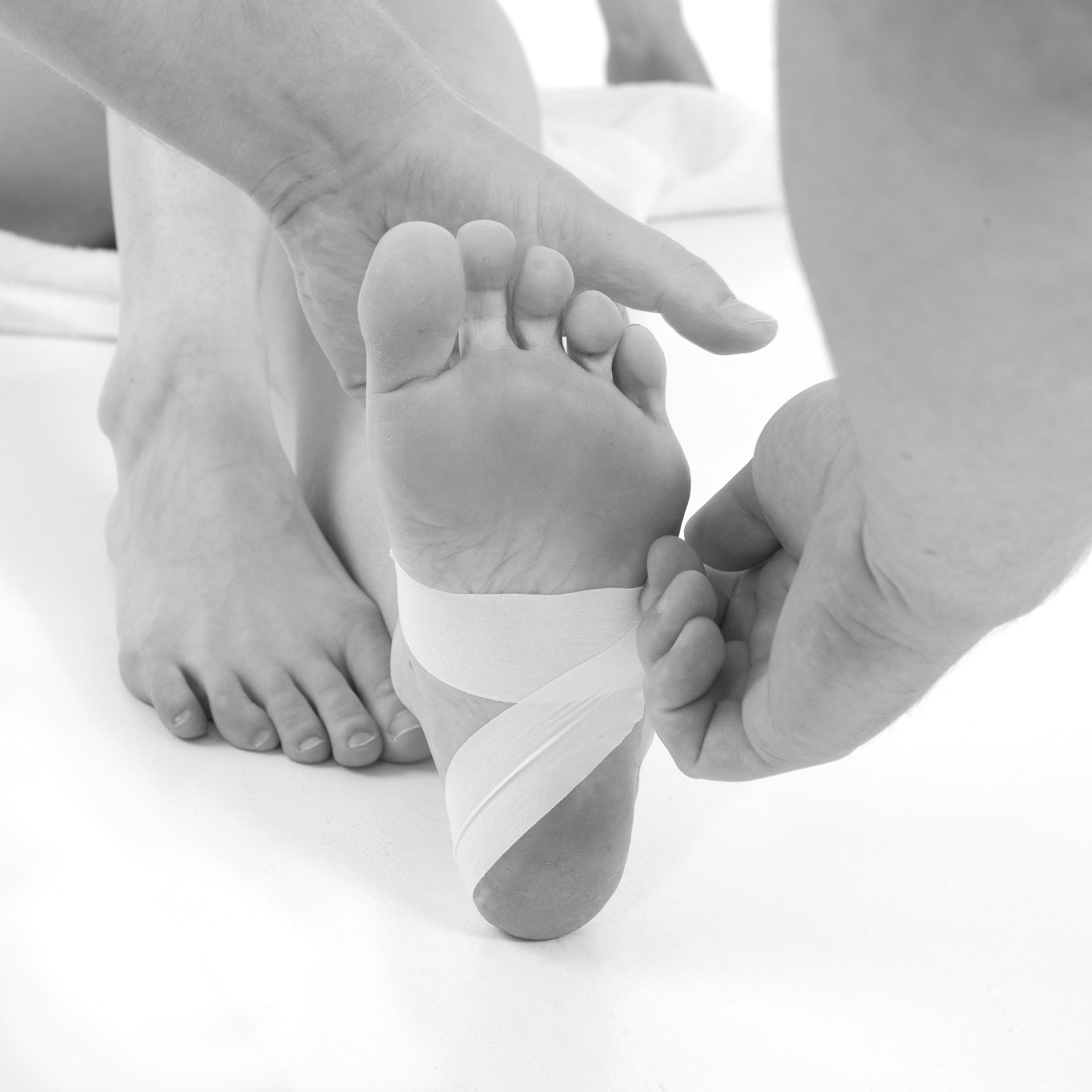 Smerte i ankel og fot