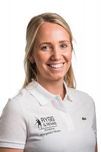 Ernæringsfysiolog Kristine Klægstad Moen