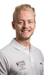 Osteopat Eirik Kristiansen