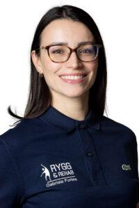 Nevrolog Gabriela Fortes