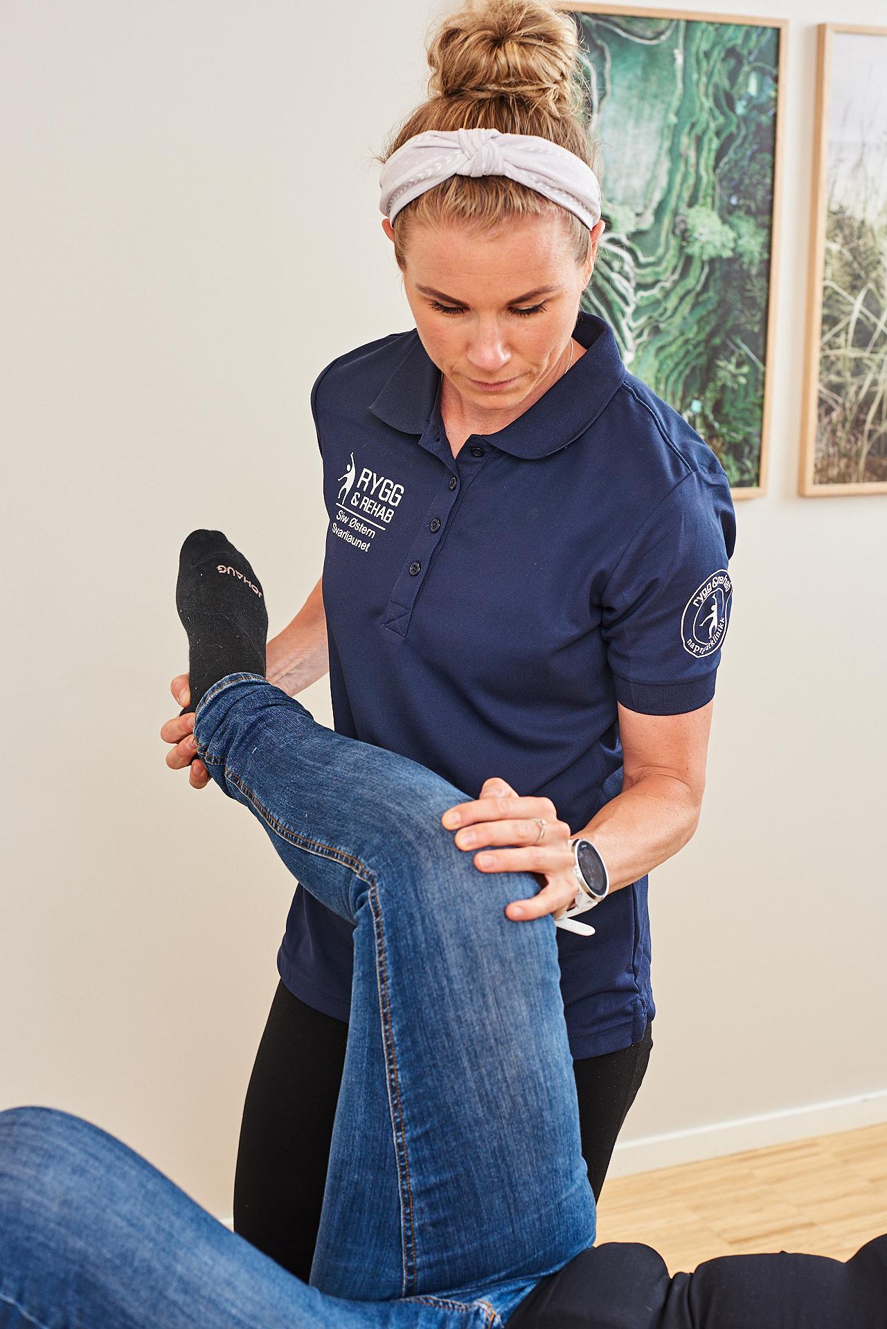 Behandling knesmerter kiropraktor