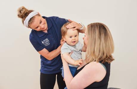 Behandling barn kiropraktor